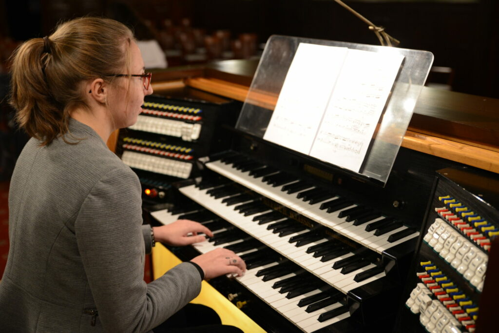 Vánoční koncert ZUŠ Opava