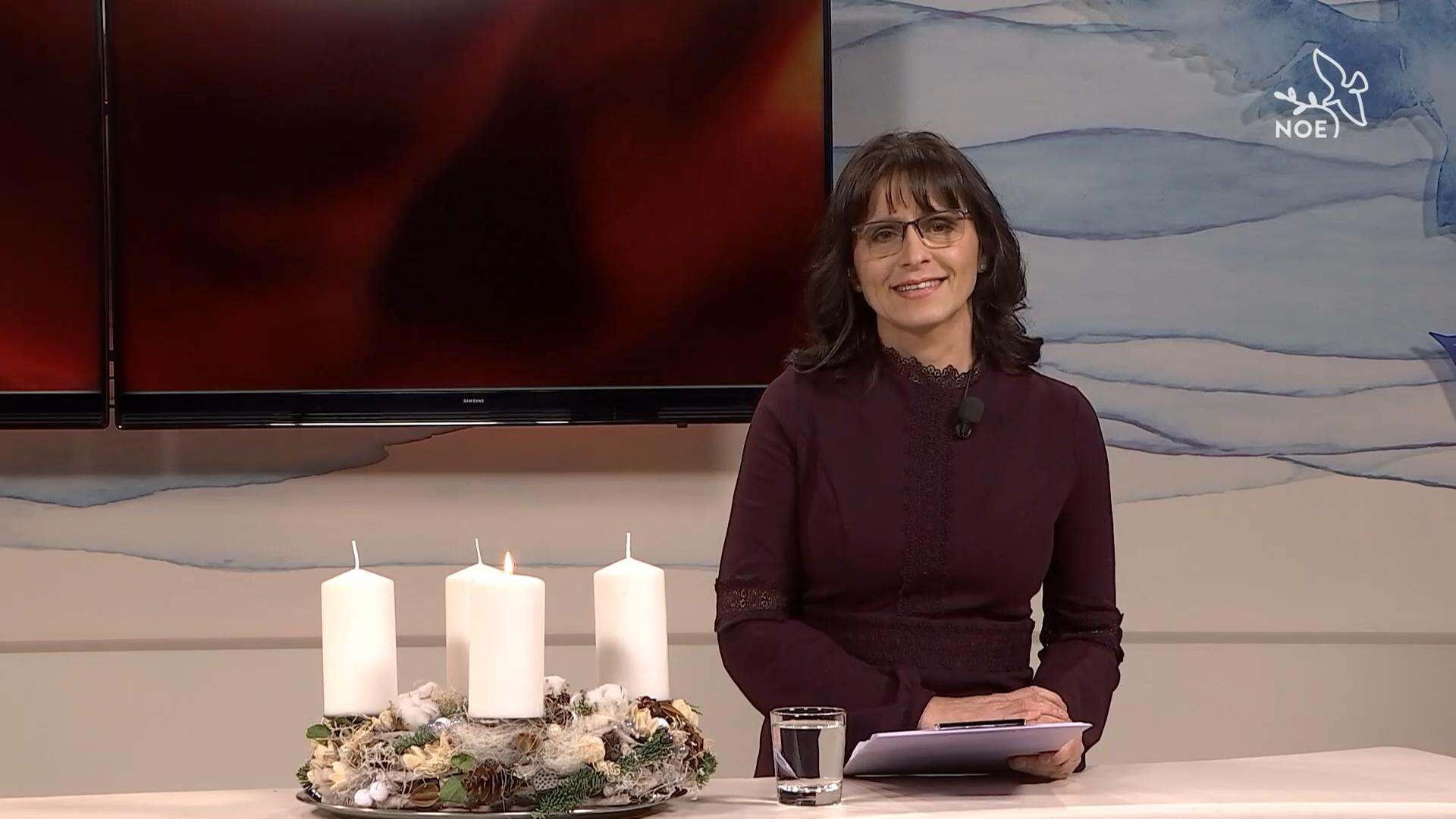 Gabriela Westová pro TV NOE