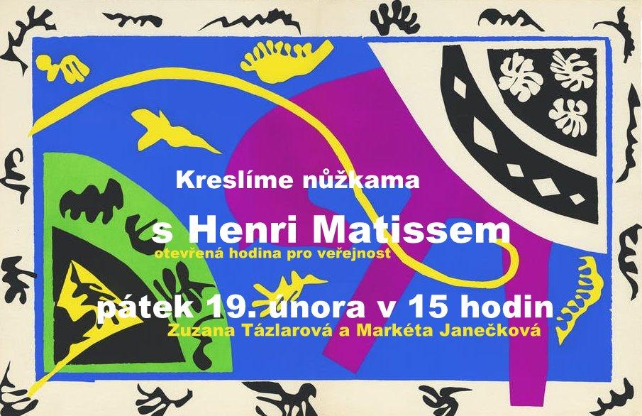 Kreslíme nůžkama s Henri Matissem